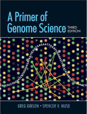 Cover of A Primer of Genome Science