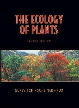 Cover of The Ecology of Plants