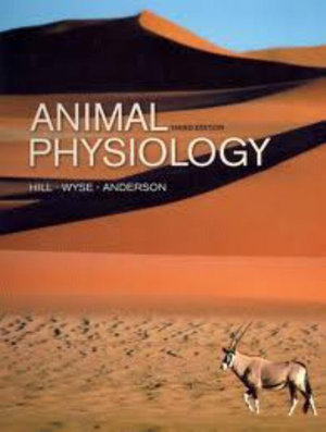 Cover of Animal Physiology, Third Edition