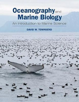 Cover of Oceanography and Marine Biology