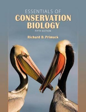 Cover of Essentials of Conservation Biology