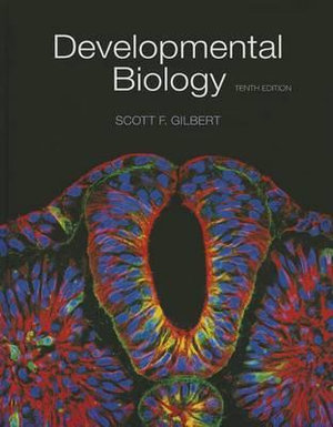 Cover of Developmental Biology