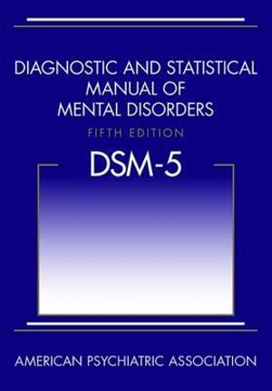Cover of Diagnostic and Statistical Manual of Mental Disorders