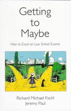 Cover of Getting to Maybe