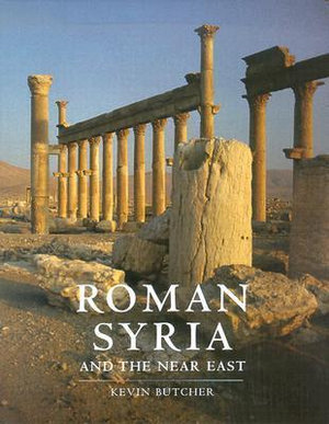 Cover of Roman Syria and the Near East