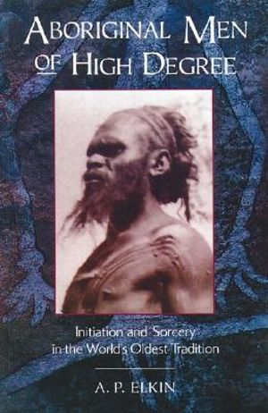 Cover of Aboriginal Men of High Degree