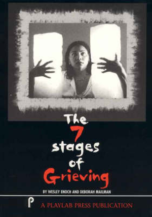 Cover of The 7 Stages of Grieving
