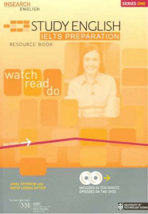 Cover of Study English IELTS Preparation