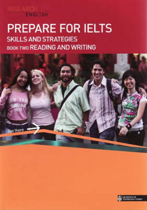 Cover of Prepare for IELTS.