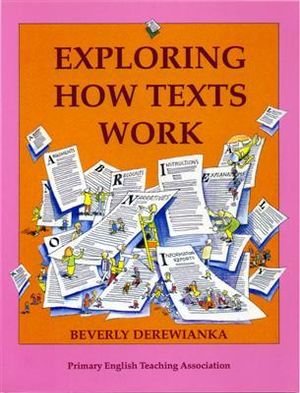 Cover of Exploring How Texts Work