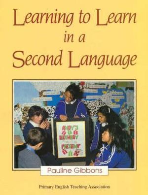 Cover of Learning to Learn in a Second Language