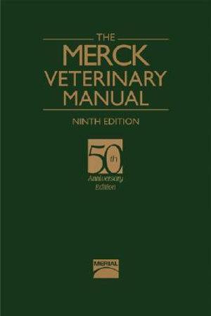 Cover of The Merck Veterinary Manual