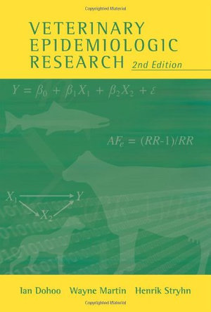 Cover of Veterinary Epidemiologic Research