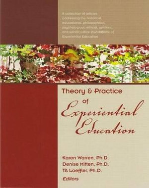 Cover of Theory & Practice of Experiential Education