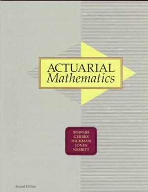 Cover of Actuarial Mathematics