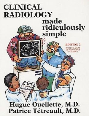 Cover of Clinical Radiology Made Ridiculously Simple