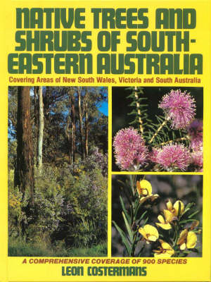 Cover of Native Trees and Shrubs of South-eastern Australia