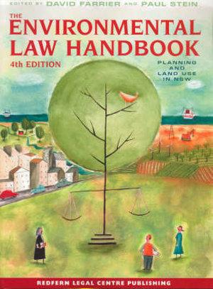 Cover of The Environmental Law Handbook