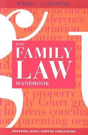 Cover of The Family Law Handbook