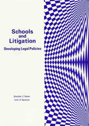 Cover of Schools and Litigation