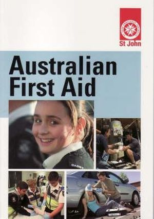 Cover of Australian First Aid