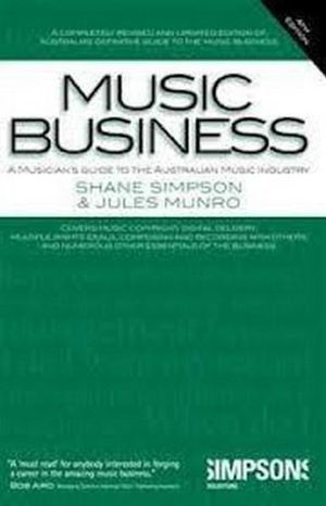 Cover of Music Business (4th Edition)