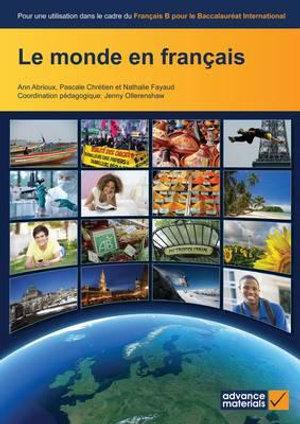 Cover of Le Monde en Français, Livre de L'élève
