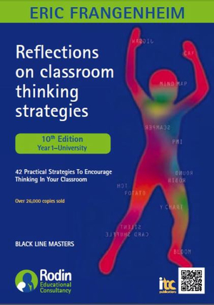 Cover of Reflections on Classroom Thinking Strategies