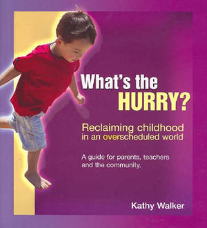Cover of What's the Hurry?