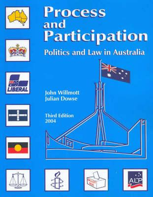 Cover of Process and Participation