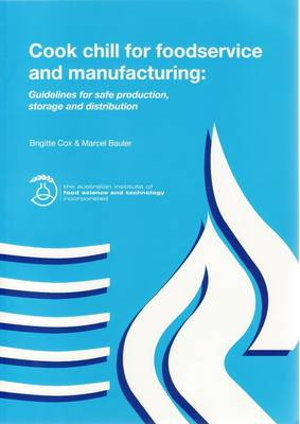 Cover of Cook Chill for Foodservice and Manufacturing