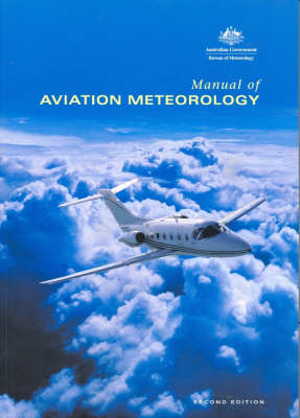 Cover of Manual of Aviation Meteorology