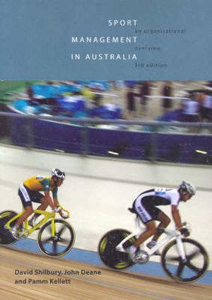 Cover of Sport Management in Australia