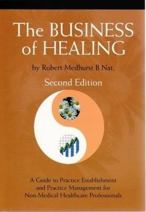 Cover of The Business of Healing