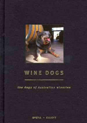 Cover of Wine Dogs