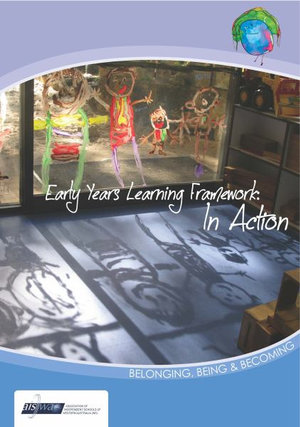 Cover of Early Years Learning Framework
