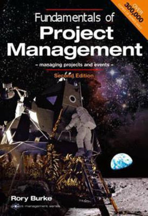 Cover of Fundamentals of Project Management