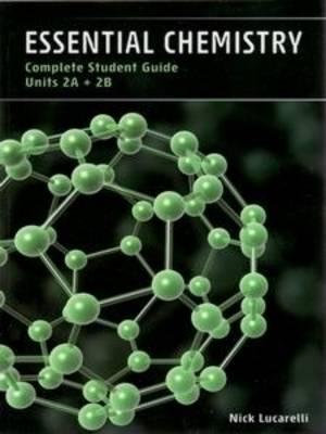 Cover of Essential Chemistry