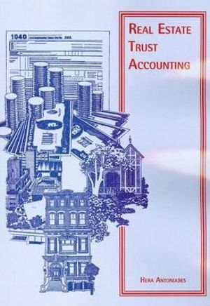 Cover of Real Estate Trust Accounting