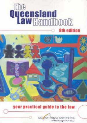 Cover of The Queensland Law Handbook