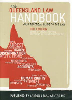 Cover of The Queensland Law Handbook