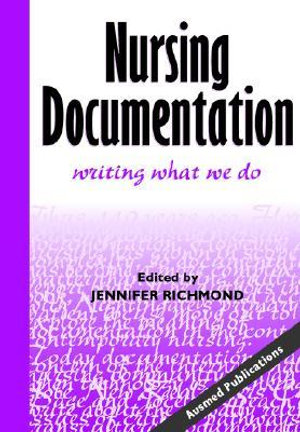 Cover of Nursing Documentation