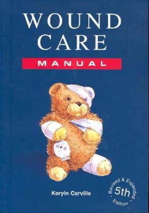 Cover of Wound Care Manual
