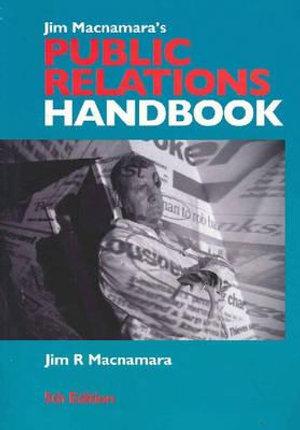 Cover of Jim Macnamara's Public Relations Handbook