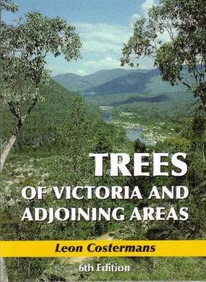 Cover of Trees of Victoria and Adjoining Areas