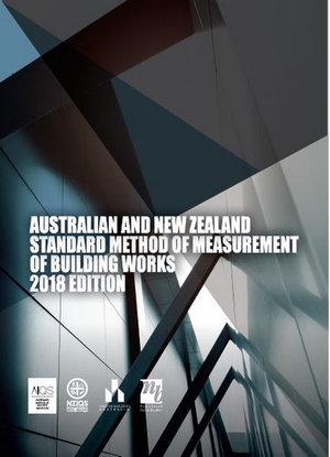 Cover of Australian Standard Method of Measurement of Building Works
