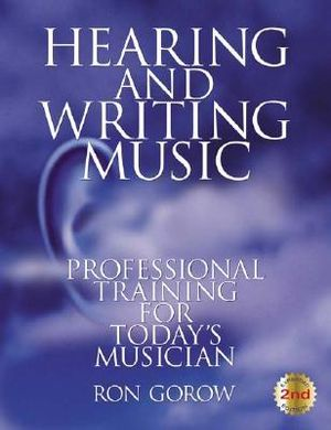 Cover of Hearing and Writing Music