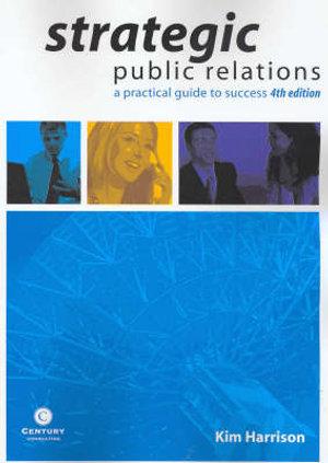 Cover of Strategic Public Relations