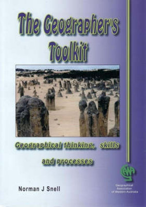 Cover of The Geographer's Toolkit