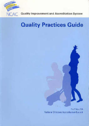 Cover of Putting Children First, Quality Improvement and Accreditation System